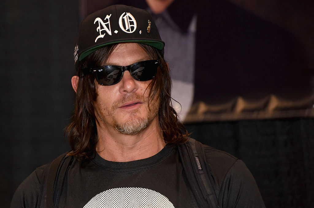 These Old Photos Of Norman Reedus Without The Hair Are Like Wow