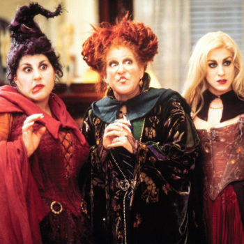 "Sisters, a ""Hocus Pocus"" remake is happening — and it's going to be a Disney Channel Original Movie"