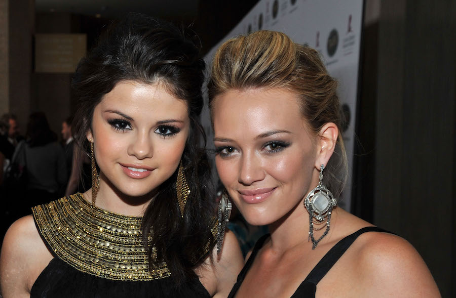 Hilary Duff just stuck up for Selena Gomez in the sweetest way and we love their friendship