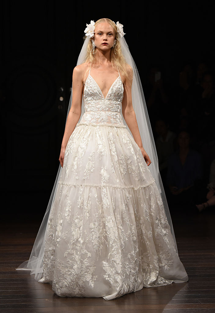 10 dresses from Bridal Fashion Week that you'll want to ...