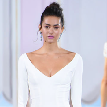 10 dresses from Bridal Fashion Week that you'll want to get married in like, tomorrow