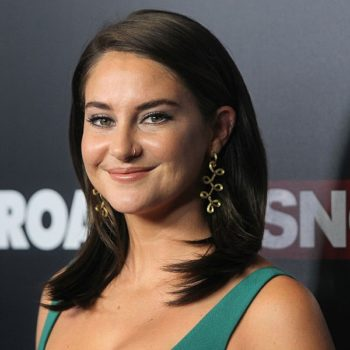 Ansel Elgort and John Green spoke up about Shailene Woodley's arrest, and their support is super sweet