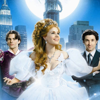 """The title of the """"Enchanted"""" sequel will stress you out"""