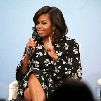 Michelle Obama hung out with Muppets to promote Let Girls Learn, and it's so adorable