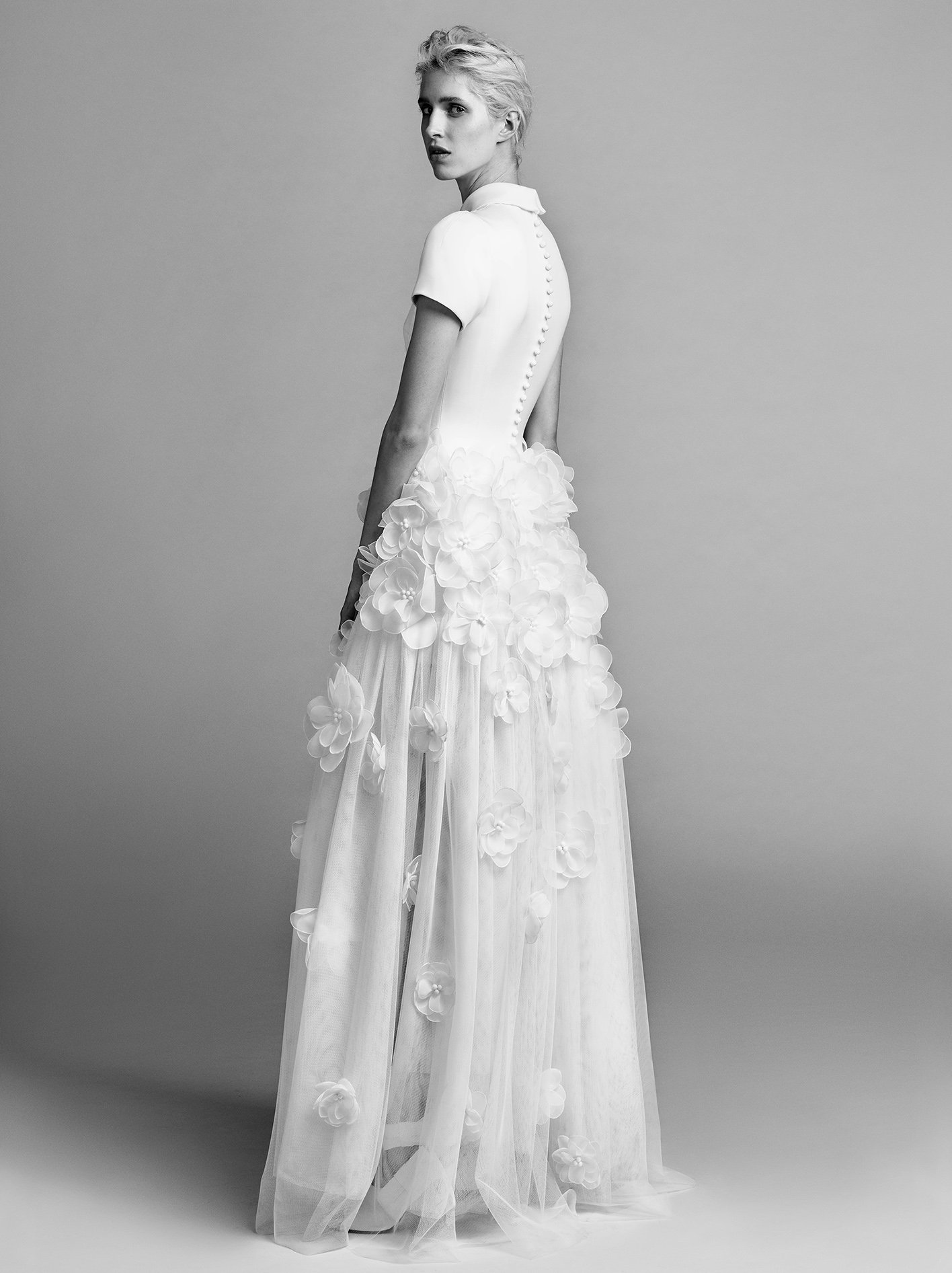 This wedding collection is perfect for a modern bride who\'s *tired ...