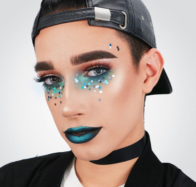 12 Flawless Makeup Photos Of James Charles That Prove He