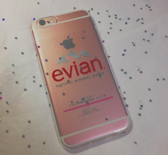 sale retailer 37252 feb0f Water bottle phone cases are the latest trend on Instagram ...