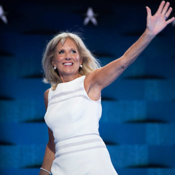 Dr. Jill Biden is officially one of the coolest ladies in American politics, and here's why
