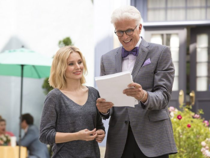 Image result for the good place sinkhole