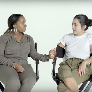 These best friends got real about how they feel about their bodies and it's so powerful