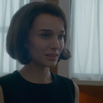 "Natalie Portman admits she was extremely nervous playing Jackie Kennedy in ""Jackie"" — and we can't blame her"