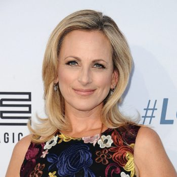 Marlee Matlin has responded to Trump's horrible comments about her being deaf, because she's literally incredible