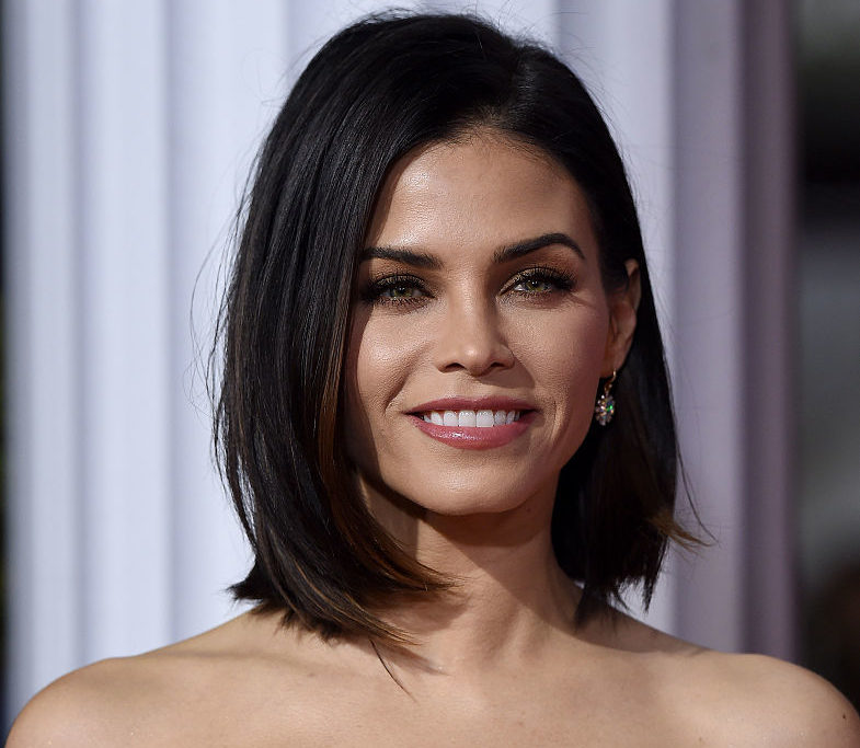 Jenna Dewan Tatum Looks Amazing With Bangs But There S A Crazy Catch Hellogiggles