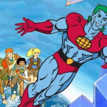 OMG, we might be getting a Captain Planet movie produced by Leonardo DiCaprio