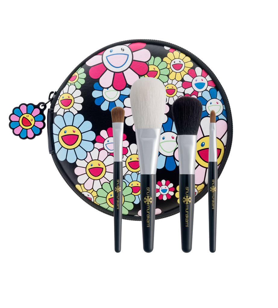 Shu Uemura and Takashi Murakami's new makeup collab is filled with so much color and cuteness, you won't be able to stop smiling
