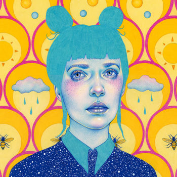 This illustrator's vibrant portraits of badass fashionista women have us feeling EMPOWERED
