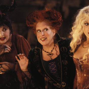 """Hocus Pocus"" adult Halloween costumes exist, and thank you to whoever lit the black flame candle for this gift"