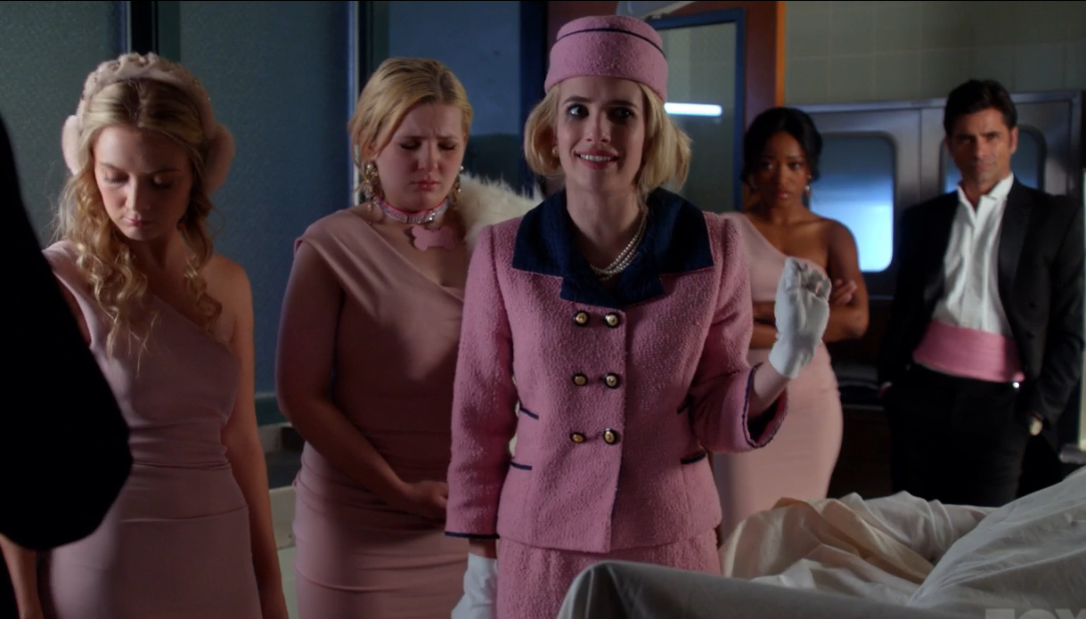 Hereu0027s how to snag the killer fashion in  Scream Queens  episode  Halloween Blues   sc 1 st  HelloGiggles & Hereu0027s how to snag the killer fashion in