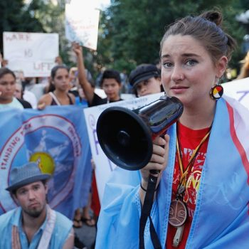 Shailene Woodley is pleading not guilty, and we totally support her
