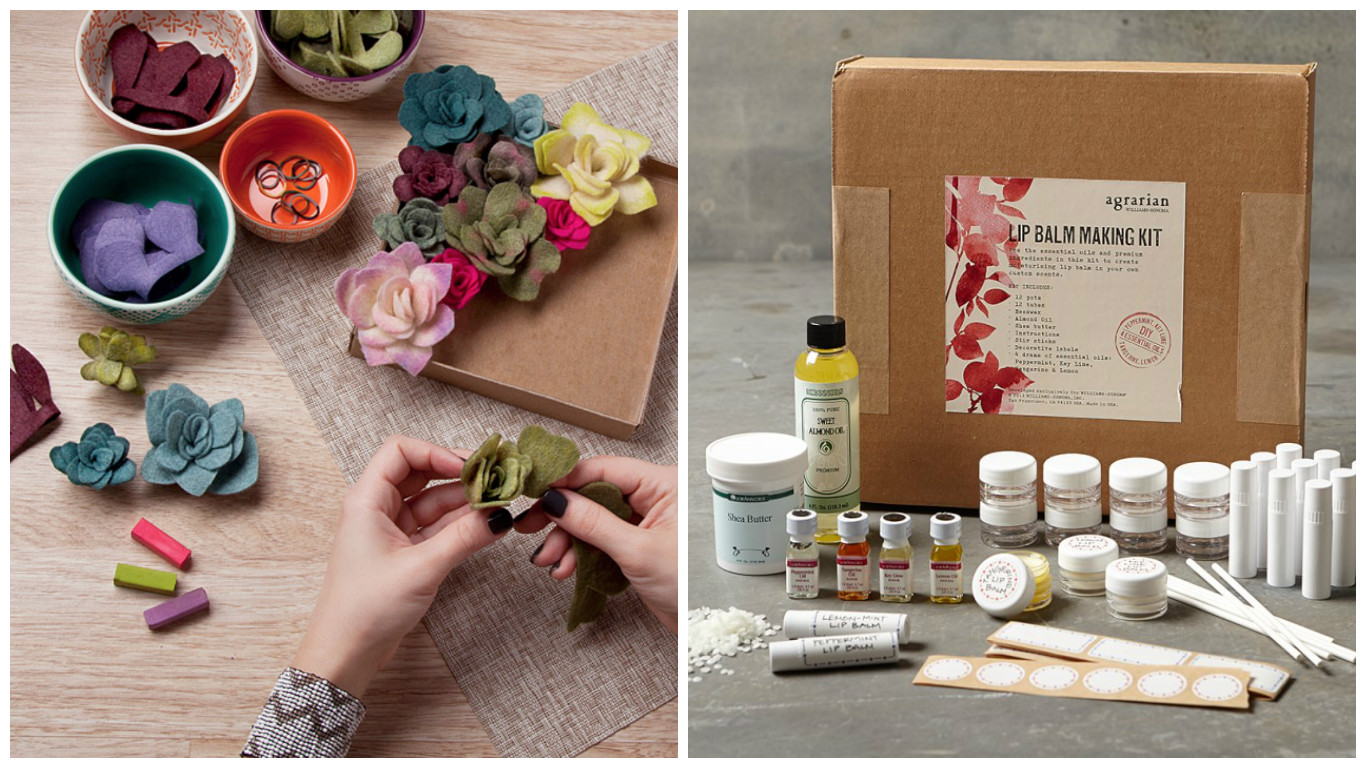 5 crafty gifts for the DIY addict in your life