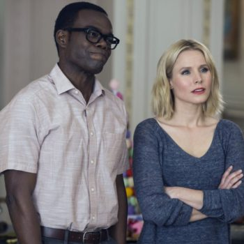 "A crazy twist on ""The Good Place"" leaves everyone utterly speechless"