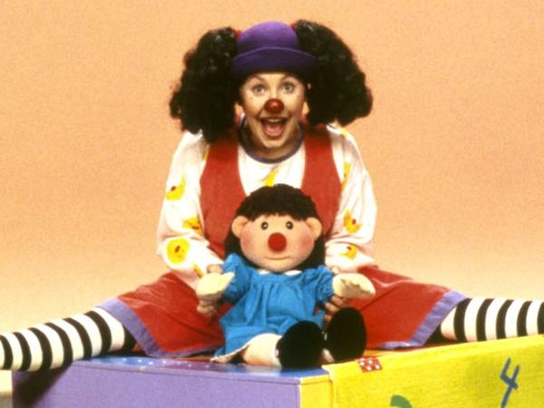 24 Years Later And Loonette From Quot Big Comfy Couch Quot Is