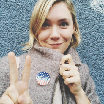 This is why you should definitely NOT post a selfie with your voting ballot online