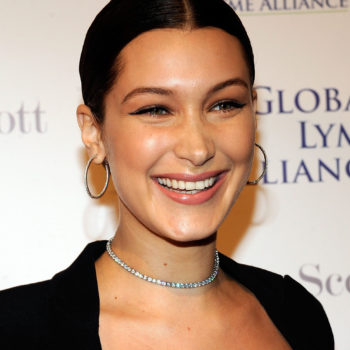 This video shows just how nervous Bella Hadid was before her Victoria's Secret audition, and AWWW