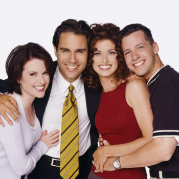 "There's talk of a ""Will & Grace"" revival and OMG HONEY"