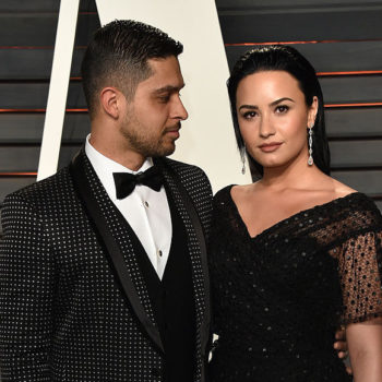Wilmer Valderrama said the most mature thing about his breakup with Demi Lovato