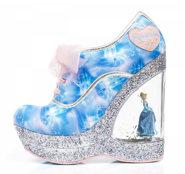 This Cinderella Themed Shoe Collection For Adults Is