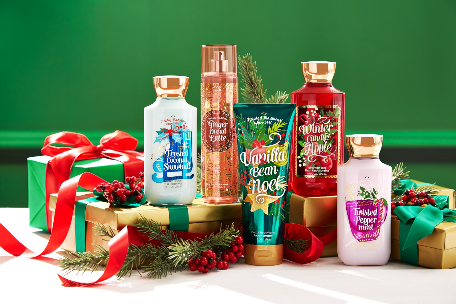 When is bath body works 39 holiday collection coming out for Where are bath and body works products made