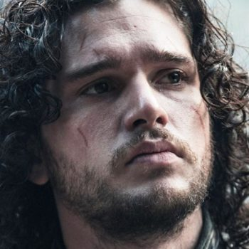 Jon Snow and Daenerys met!!…at a concert but only one of them seems to be having fun