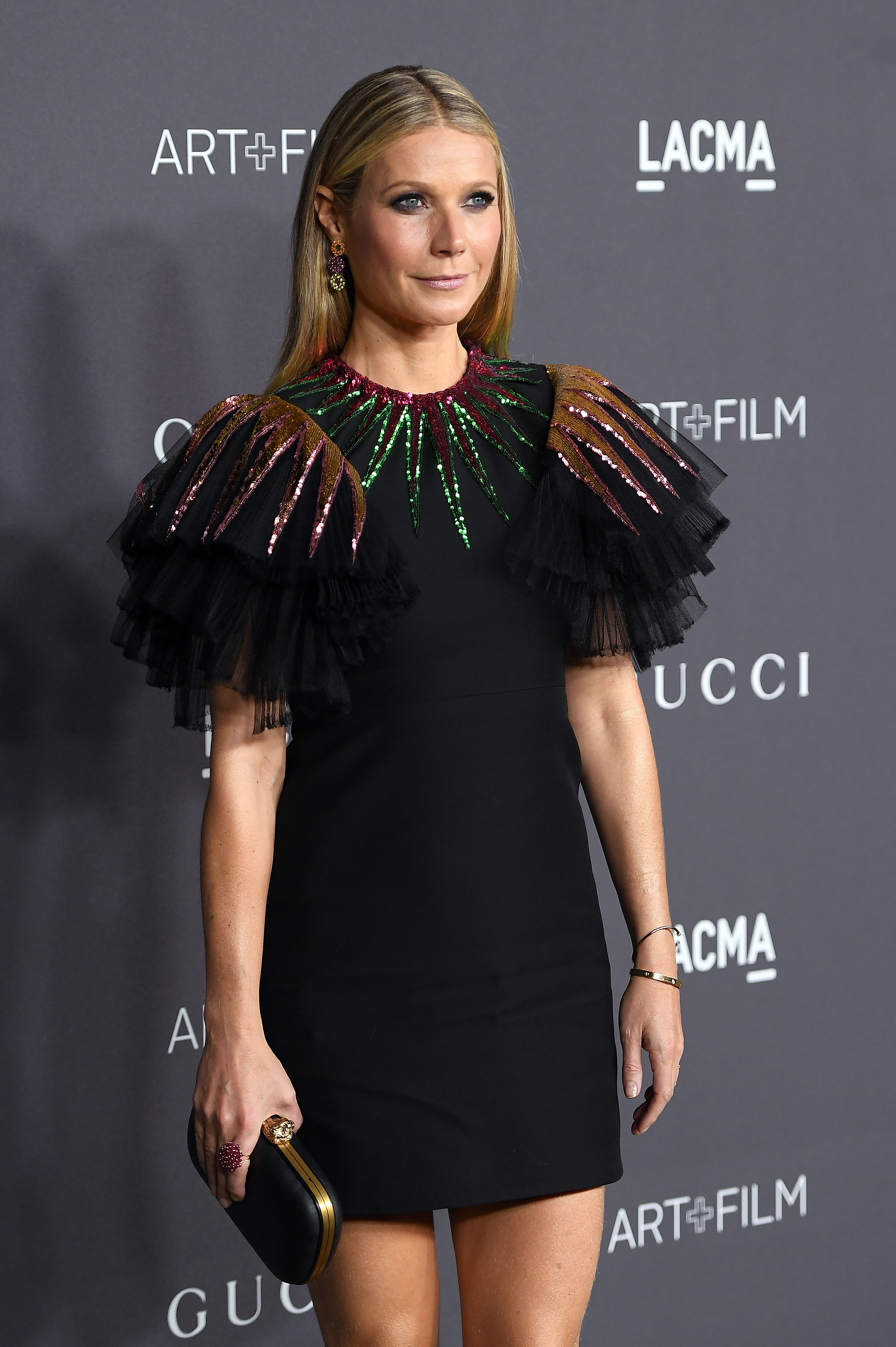 Gwyneth Paltrow Wore A Stunning Dress That S An Exciting