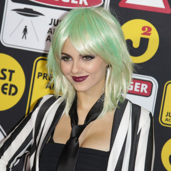 Victoria Justice makes scary look sexy in ~this~ Beetlejuice costume