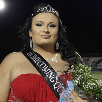 A transgender student was just crowned homecoming queen in North Carolina and here's why that's a big deal