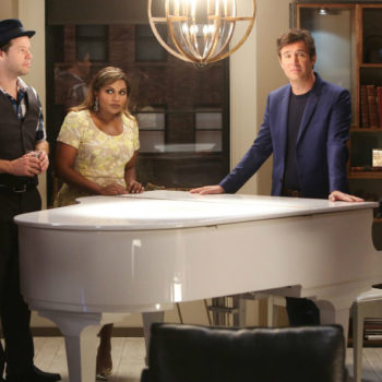 "Mindy realizes how much modern dating sucks on ""The Mindy Project"""