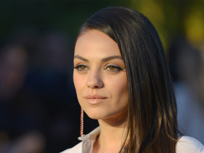 mila kunis wrote a powerful essay about sexism in the workplace opening the essay mila detailed how a producer told her she would ldquonever work in this town againrdquo if she didn t pose semi nude for a men s magazine to