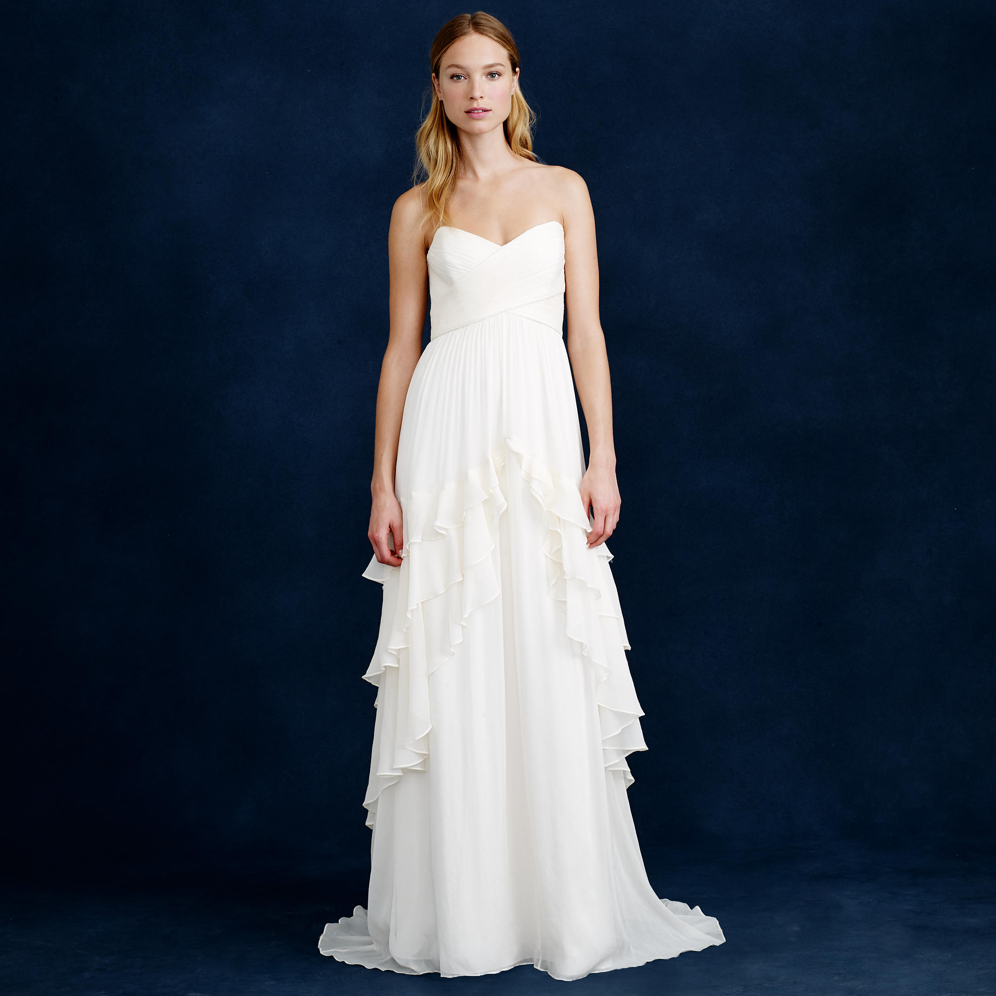 J.Crew is getting rid of its bridal line — but on the bright side ...