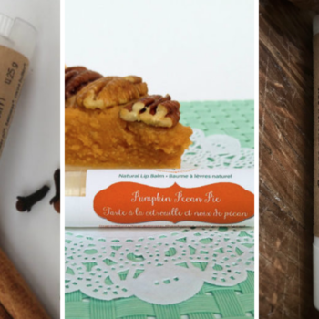 We're currently FALLing in love with Thanksgiving lip balms (pun intended)