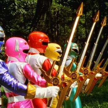 """The new """"Power Rangers"""" Megazord looks so different from before and we are feeling it"""