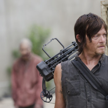 """We learn about Daryl's time with the Saviors on """"The Walking Dead"""" and our hearts are broken"""