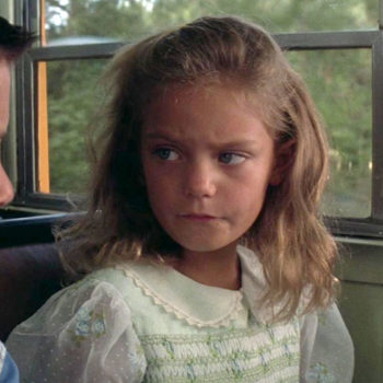 """Young Jenny from """"Forrest Gump"""" is all grown up and as beautiful as ever"""