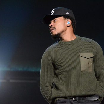 Chance the Rapper lead Chicago's Parade To The Polls yesterday, and why weren't we there?!