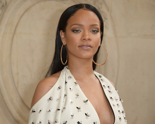 """Rihanna's new Manolo Blahnik collection is called """"Savage,"""" obviously we're gonna need every pair"""