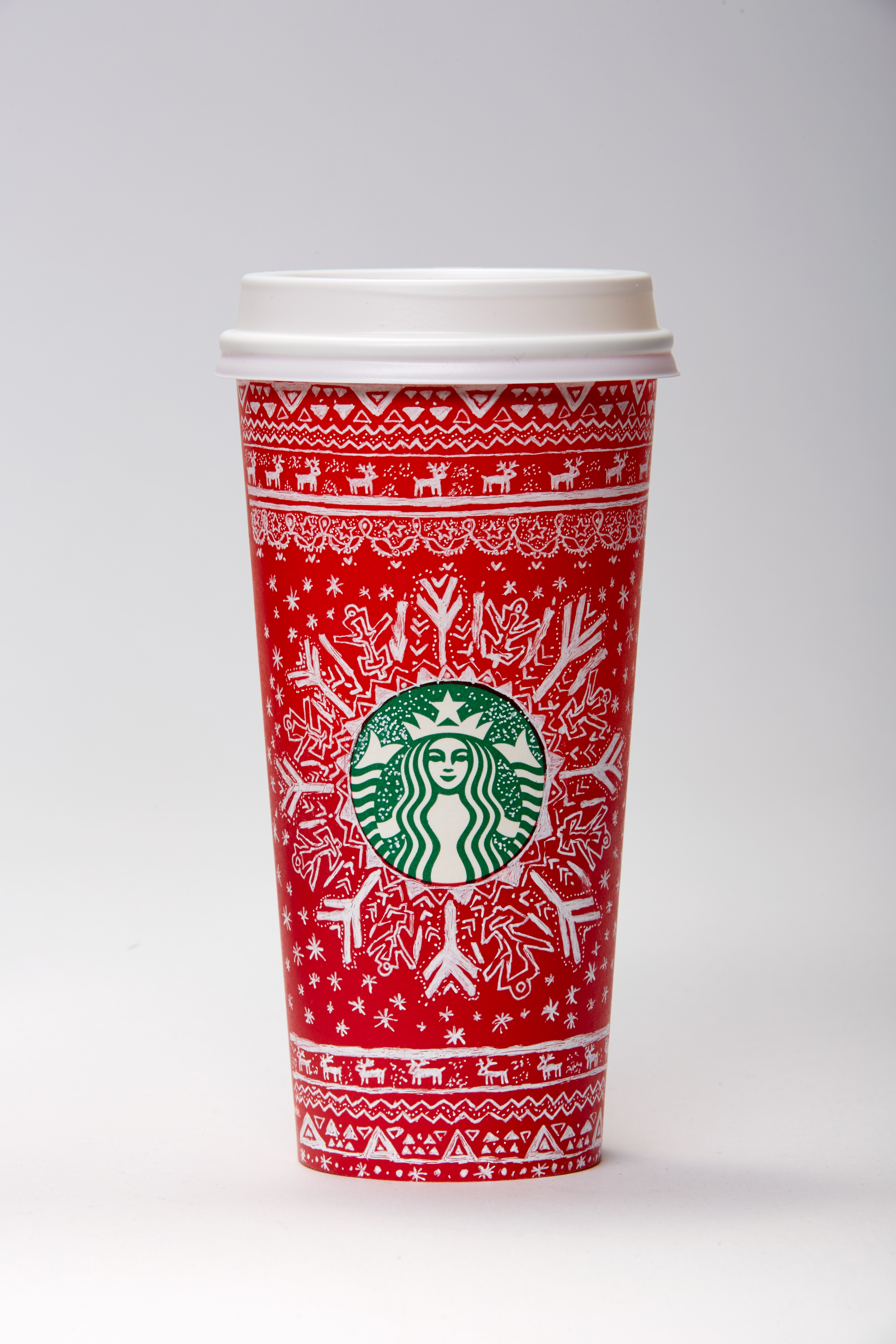 The Starbucks red holiday cup designs are here, and they are gorgeous