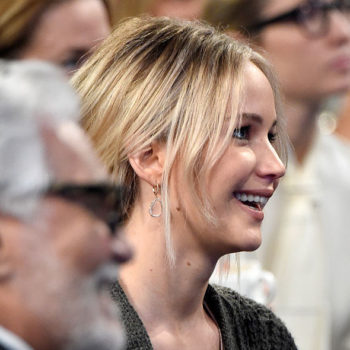 Jennifer Lawrence's boyfriend let college students FaceTime with her in exchange for rides to the polls, uhh what?