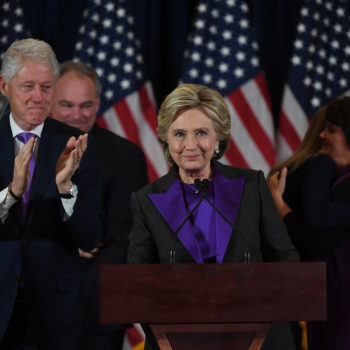 Want to send Hillary Clinton a thank you card? Here's how