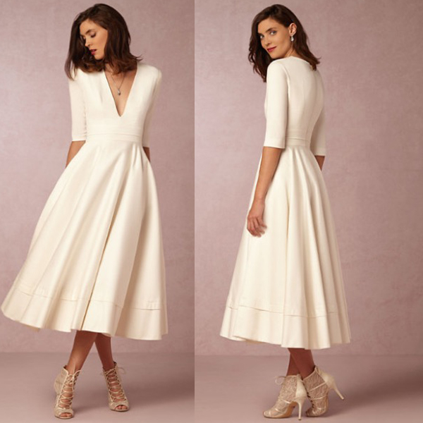 99ef9e0f9aaa 11 perfect dresses to wear for a winter wedding - HelloGiggles