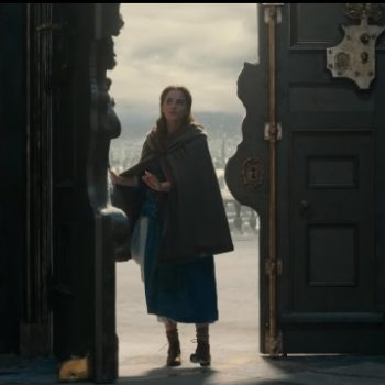 The 'Beauty and the Beast' trailer is FINALLY here, so get ready to feel something good again